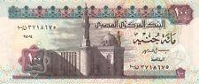 EGYPT 100 EGP 1994  P-61 MWR-RJ3 SIG/ ISMAEL #19 UNC REPLACEMENT 100  TST#3 */*