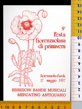 24572] PIACENZA - FIORENZUOLA D'ARDA - 9° FESTA PRIMAV.