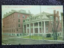 1910 The St. Mary's Hospital in Clarksburg, WV West Virginia PC