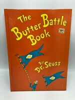 The Buttle Battle Book by Dr. Seuss First Edition 1st Printing