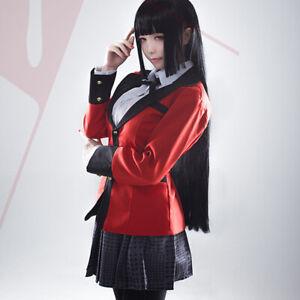 Animer Cosplay Costume Jabami Yumeko Sets Superior Quality Anime ConventT3O OH