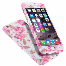 Patterned Rigid Plastic Waterproof Cases & Covers for Apple Phones