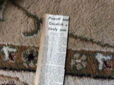 k1-5 ephemera 1966 article football report margate danes 5 st peter's a 3 gore