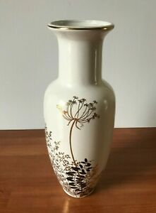Pretty Imperial Decorative Porcelain Vase Made In Japan