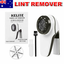 Rechargeable Clothes Lint Remover Electric Pilling Fluff Fuzz Fabric Shaver Tool
