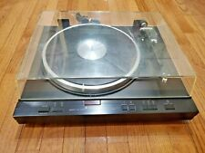 Kenwood Quartz Direct Drive Turntable - Fully Automatic - KD-5100 (Rare)