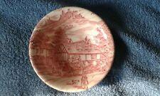 Porcelain Broadhurst 1847 Established Old Plate Bowl Saucer Collectible