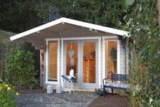 Gartenhäuser aus Holz - 24,1 36 m² Fläche