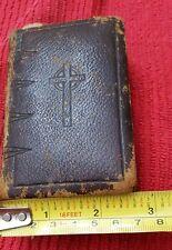 1870 The Book of Common Prayer - Miniature