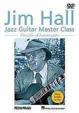 Hall,Jim-Jazz Guitar Masterclass: Princ [DVD][Region 2]