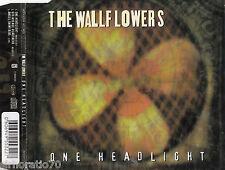 THE WALLFLOWERS One Headlight - 3 Track CD Single