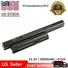 6 Cell Laptop Battery for Sony Vaio VGP-BPS22 VGP-BPS22A VGP-BPL22 VGP-BPS22/A