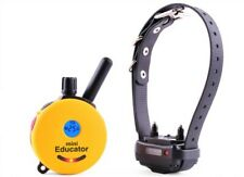 E-Collar ET-300 Mini Educator Remote Dog Trainer in 7 colors  Free Car Charger!