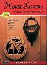 Horse Lover's Scroll Saw Patterns : Ready to Use Patterns