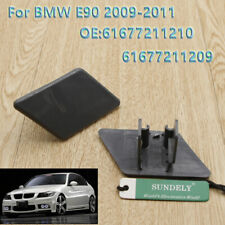 Headlight Car Washer Cover Cap Lamp Cover for BMW 3 Series E90 2009-2011