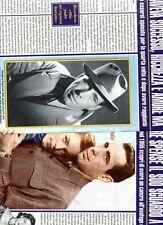 Ga38 Ritaglio Clipping del 2016 Humphrey Bogart aveva successo, ricchezza amore