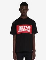 END OFF SUMMER SALE-ALEXANDER MCQUEEN McQ Varsity Badge T-Shirt