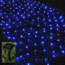 1Mx2M Outdoor Solar Net Led String Lights Christmas,eTopxizu 3.28Ftx6.56Ft 120le