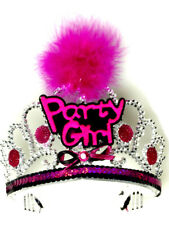 Adults Womens Life Of The Party Girl Tiara Costume Accessory