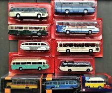 1/43 Diecast Bus Autobus PCT ixo Models iST Altaya Hachette 13 to chose from