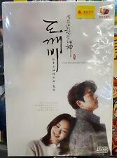 Korean Drama DVD: GOBLIN The Lonely and Great God_Execellent Eng Sub_All Region_