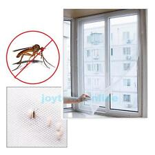 200cm x150cm DIY Insect Screen Net Fly Mosquito Bug Mesh Curtain Window Cover