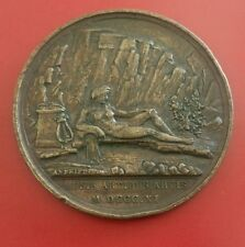 RARE MEDAL  AWARD OF 1811 The ATHENEE signed VAUCLUSE ANDRIEU .F.