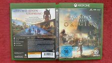 Assassin's Creed Origins (Microsoft Xbox One, 2017) - Ohne Kratzer