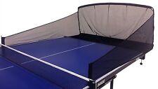 Joola Carbon Fiber Compact Edition Ball Catch Table Tennis Net Black 21140 New
