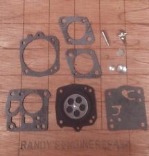Tillotson Rk-23hs Carb Repair Kit Husqvarna 281XP 181SE-S 266SE/SG 180S 280S 181