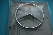 Genuine Mercedes-Benz R107 SL Rear Trunk Boot Emblem Badge A1077580458 UK NEW