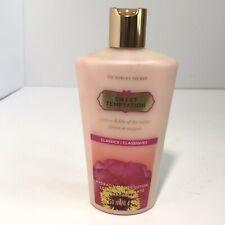 Victorias Secret SWEET TEMPTATION Hydrating Body Lotion 8.4 fl oz 250 ml NICE!!