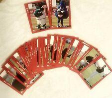 1997 Sioux City X's - 30 Baseball Card Team Set, Northern Iowa League Explorers