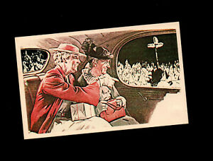 DEAD KENNEDYS ~ IN GOD WE TRUST. Orig 1981 promo postcard. NM.