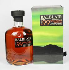 BALBLAIR 1999  /  2017