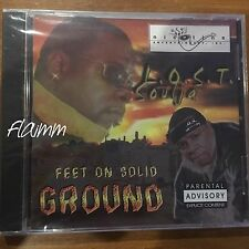 L.O.S.T. SOULJA FEET ON SOLID GROUND -RARE-OOP-NEW ORLEANS-NEW
