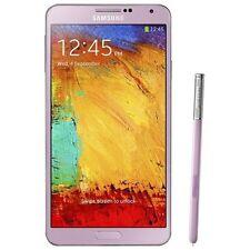 Samsung-Teléfono Celular 3 Galaxy Note (Desbloqueado) - Rosa