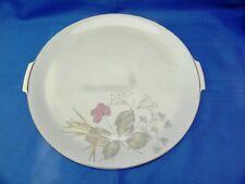 runde Platte, Kuchenplatte 29,5 cm von Rosenthal Pariser Frühling Bettina