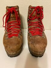 Vintage Men's La Sportiva Trento Itali Mountaineering Walking/Hiking Boots 7 1/2