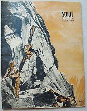 Scout Revue n° 240 mai 1949 Ill P JOUBERT