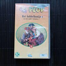 PLOP  - HET HOBBELKONIJN EN  VELE ANDERE VERHALEN  - VHS