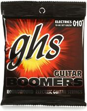 GHS Boomers Electric Guitar Strings GBZW; heavy bottom 10-60