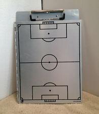 Kwik Goal Coaches Mettalic Folder Organizer for tactical play demostration board