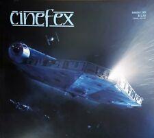 CINEFEX #160: STAR WARS Solo DEADPOOL 2 Jurassic World ANT-MAN & WASP New MINT!