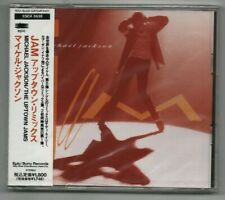 MICHAEL JACKSON NO PROMO JAPAN CD2 JAM NEW SEALED AND NEVER OPEN FROM 1991