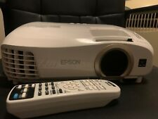 Epson EH-TW5300 LCD Projector HD, 3D, 2200 lm, 1920 x 1080 - 95 Hours used.
