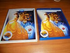 Beauty and the Beast (Blu-ray/DVD, 2016, 2-Disc 25th Anniversary Edition)