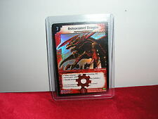DUEL MASTERS DM-01 BASE SET ASTROCOMET DRAGON SUPER RARE TRADING CARD BRAND NEW