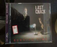 Last Crack – Burning Time CD Roadracer Records – RRD 9330 1991 Come Nuovo