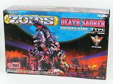 Tomy Zoids Death Saurer Action figure